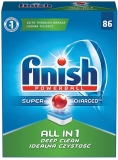 Detergent de vase pentru masina de spalat All in One 86 tablete Finish
