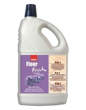 Detergent lichid pardoseli, Floor Fresh Liliac, 2l, Sano