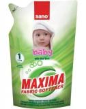 Balsam rezerva 1l Sano Baby Aloe Vera