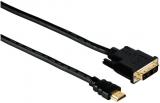 Cablu adaptor HDMI-DVI/D Hama