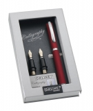 Set caligrafie BW Vision Classic rosu in cutie magnet ONLINE Germany