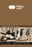 Bloc desen, pentru schite, A4, 80gsm, 80 coli, Happy Color