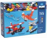 Basic Avioane - 170 Piese Plus Plus