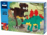 Basic Dinozauri - 480 Pcs Plus Plus