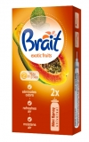 Rezerva Microspray Exotic Fruits 2 x 10 ml Brait