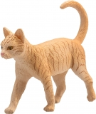 Figurina Pisica Tarcata Aurie Mojo