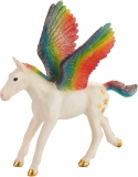 Figurina Pegasus Pui Curcubeu Mojo
