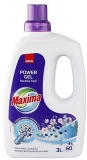 Detergent rufe Maxima Gel Power Mountain Fresh, 60 spalari, 3 L Sano