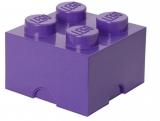 Cutie depozitare 40031749, 2 x 2, violet, mediu LEGO