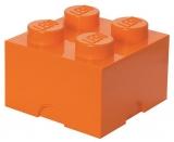 Cutie depozitare 40031760 LEGO 2x2 portocaliu
