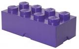 Cutie depozitare 40041749, 2 x 4, violet, mediu LEGO