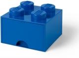 Cutie depozitare 40051731 LEGO 2x2 cu sertar, albastru