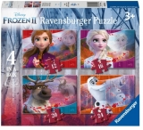 Puzzle Frozen Ii, 12/16/20/24 Piese Ravensburger