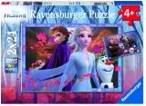 Puzzle Frozen Ii, 2X24 Piese Ravensburger