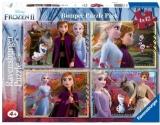 Puzzle Frozen Ii, 4X42 Piese Ravensburger