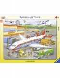 Puzzle Mic Aeroport, 40 Piese Ravensburger