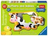 Puzzle Mame Si Copilasi, 6X2 Piese Ravensburger