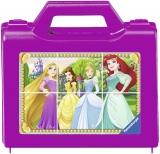 Puzzle In Cutie Printesele Disney, 6 Piese Ravensburger