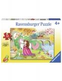 Puzzle La Plimbare, 35 Piese Ravensburger