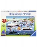 Puzzle Port Fericit, 35 Piese Ravensburger