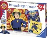 Puzzle Sam In Actiune, 3X49 Piese Ravensburger