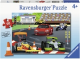 Puzzle Curse, 60 Piese Ravensburger