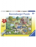 Puzzle Ferma, 60 Piese Ravensburger