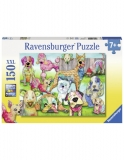 Puzzle Catelusi, 150 Piese Ravensburger
