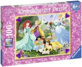 Puzzle Printesele Disney, 100 Piese Ravensburger