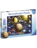Puzzle Planete, 100 Piese Ravensburger