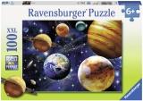 Puzzle Univers, 100 Piese Ravensburger
