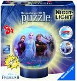 Puzzle 3D Luminos Frozen Ii, 72 Piese Ravensburger