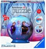 Puzzle 3D Frozen Ii, 72 Piese Ravensburger
