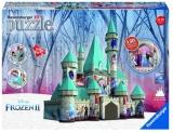 Puzzle 3D Castel Frozen Ii, 216 Piese Ravensburger