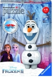 Puzzle 3D Olaf Frozen Ii, 54 Piese Ravensburger