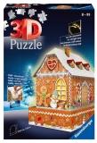 Puzzle 3D Casa Turta Dulce, 216 Piese Ravensburger