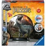 Puzzle 3D Jurassic World, 72 Piese Ravensburger