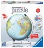 Puzzle 3D Pamantul, 540 Piese Ravensburger