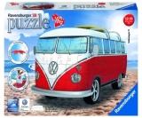 Puzzle 3D Volkswagen Va, 162 Piese Ravensburger