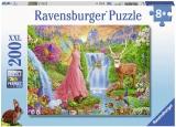 Puzzle Zana Animalelor, 200 Piese Ravensburger
