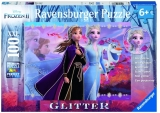 Puzzle Frozen Ii Elsa&Anna, 100 Piese Ravensburger