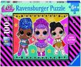 Puzzle Lol, 100 Piese Ravensburger
