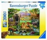Puzzle Animale Din Savana, 200 Piese Ravensburger