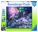 Puzzle Familie De Lupi, 150 Piese Ravensburger