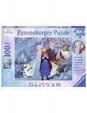 Puzzle Frozen, 100 Piese Xxl Ravensburger