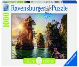 Puzzle Lacul Cheow, 1000 Piese Ravensburger