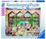 Puzzle Restaurant Venetia, 1000 Piese Ravensburger