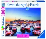 Puzzle Croatia Mediteraneana, 1000P Ravensburger