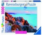 Puzzle Grecia Mediteraneana, 1000 Piese Ravensburger
