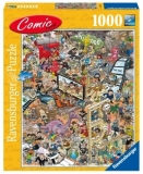 Puzzle Comic Hollywood, 1000 Piese Ravensburger